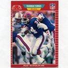 1989 Pro Set Football #032 Thurman Thomas RC - Buffalo Bills Ex