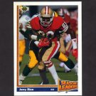 1991 Upper Deck Football #402 Jerry Rice SL - San Francisco 49ers
