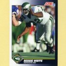 1991 Score Football #560 Reggie White - Philadelphia Eagles