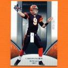 2006 Ultimate Collection Football #037 Carson Palmer - Cincinnati Bengals /525