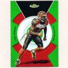 2005 Finest Football Green Refractors #075 Chad Johnson - Cincinnati Bengals /199