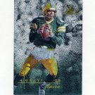 1997 Pinnacle Inscriptions Football #004 Brett Favre - Green Bay Packers