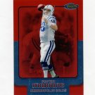 2006 Finest Football #120 Peyton Manning - Indianapolis Colts