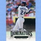 1994 Donruss Dominators Baseball #B6 Ken Griffey Jr. - Seattle Mariners
