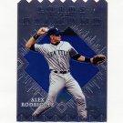 1999 Topps Chrome Lords of the Diamond Baseball #LD07 Alex Rodriguez - Seattle Mariners