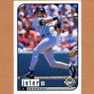 1999 UD Choice Baseball #115 Derek Jeter - New York Yankees