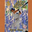 2000 Topps Own the Game Baseball #OTG12 Derek Jeter - New York Yankees