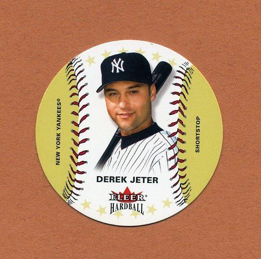 2003 Fleer Hardball Baseball #002 Derek Jeter - New York Yankees
