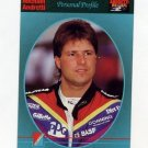 1992 Collect-A-Card Andretti Racing #99 Michael Andretti