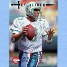1994 Excalibur Football #042 Dan Marino - Miami Dolphins