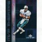 1999 Upper Deck MVP Theatre Football #M6 Dan Marino - Miami Dolphins