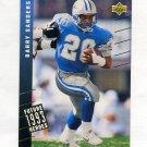 1993 Upper Deck Future Heroes Football #43 Barry Sanders - Detroit Lions