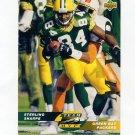 1993 Upper Deck Team MVPs Football #TM20 Sterling Sharpe - Green Bay Packers
