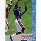 1993 Upper Deck Football #010 Curtis Conway RC - Chicago Bears