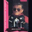 1993 Traks First Run Racing #135 Billy Hagan