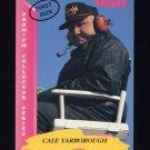 1993 Traks First Run Racing #123 Cale Yarborough