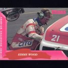 1993 Traks First Run Racing #114 Eddie Wood