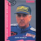 1993 Traks First Run Racing #104 Dave Marcis