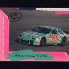 1993 Traks First Run Racing #090 Bobby Hillin's Car