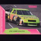 1993 Traks First Run Racing #018 Dale Jarrett's Car