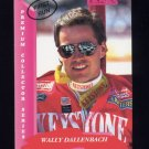 1993 Traks First Run Racing #016 Wally Dallenbach Jr.