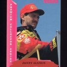 1993 Traks Racing #100 Davey Allison