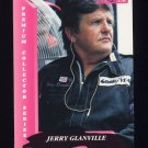 1993 Traks Racing #081 Jerry Glanville