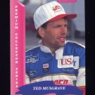1993 Traks Racing #055 Ted Musgrave
