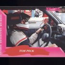 1993 Traks Racing #019 Tom Peck