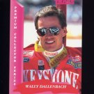 1993 Traks Racing #016 Wally Dallenbach Jr.
