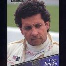 1994 Traks First Run Racing #097 Greg Sacks