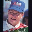 1994 Traks First Run Racing #058 Ken Schrader