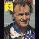 1994 Traks First Run Racing #021 Morgan Shepherd