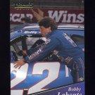 1994 Traks Racing #022 Bobby Labonte