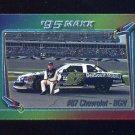 1995 Maxx Premier Plus Racing #146 Joe Nemechek's Car