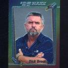 1995 Maxx Premier Plus Racing #102 Dick Brooks