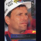 1995 Traks First Run Racing #16 Ted Musgrave