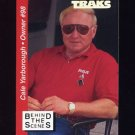 1995 Traks Behind The Scenes Racing #BTS13 Cale Yarborough