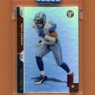 2005 Topps Pristine Uncirculated #075 Roy Williams - Detroit Lions /750