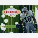 2005 Topps Chrome Golden Anniversary Glistening Gold #GG05 Randy Moss - Oakland Raiders