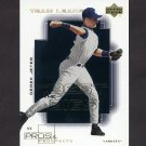 2000 Upper Deck Pros and Prospects Best in the Bigs #B06 Derek Jeter - New York Yankees