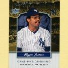 2008 Upper Deck Yankee Stadium Legacy Collection #4442 Reggie Jackson - New York Yankees
