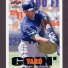1997 Score Hobby Reserve Baseball #507 Alex Rodriguez - Seattle Mariners