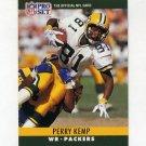 1990 Pro Set Football #111B Perry Kemp - Green Bay Packers