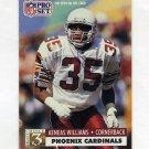 1991 Pro Set Football #788 Aeneas Williams RC - Phoenix Cardinals