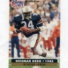 1991 Pro Set Football #042 Bo Jackson - Los Angeles Raiders