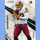 2010 Rookies and Stars Football #150 Santana Moss - Washington Redskins