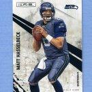 2010 Rookies and Stars Football #132 Matt Hasselbeck - Seattle Seahawks