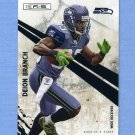 2010 Rookies and Stars Football #129 Deion Branch - Seattle Seahawks