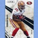 2010 Rookies and Stars Football #128 Vernon Davis - San Francisco 49ers